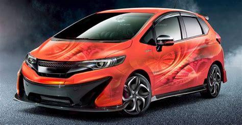 Lu Depan Mobil Jazz Modifikasi Honda All New Jazz Blackxperience