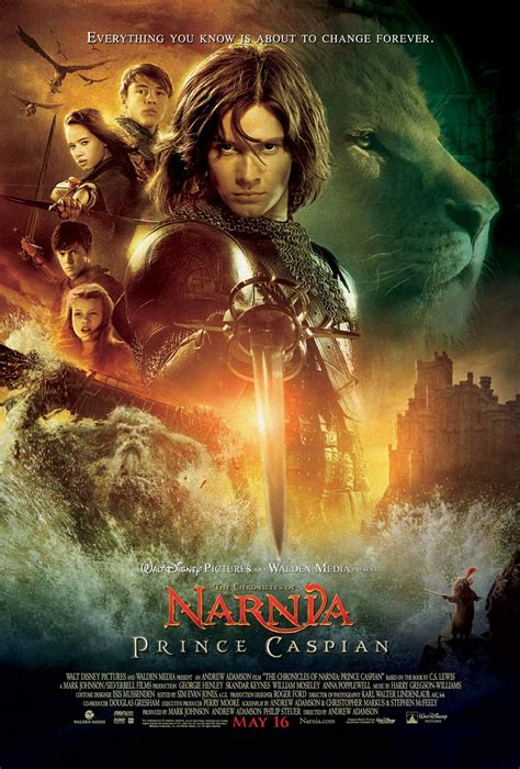 the chronicles of narnia the chronicles of narnia prince caspian film review mysf reviews