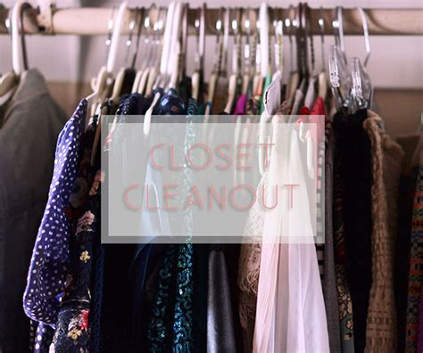 Closet Cleanout | justjewels4u my closet clean out guide