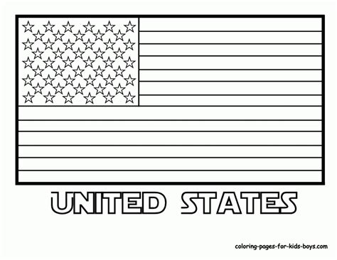 united states of america flag coloring sheet culture original american flag coloring page coloring home