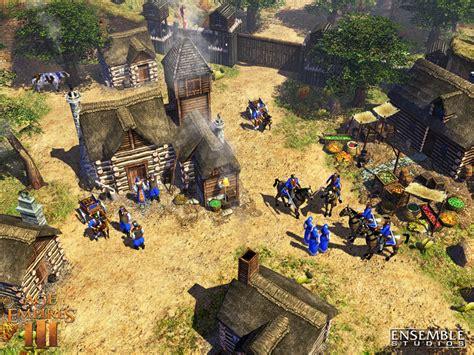 Demos: PC: Age of Empires III Demo   MegaGames