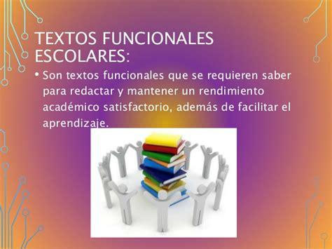 Imagenes De Textos Funcionales Escolares   textos funcionales escolares