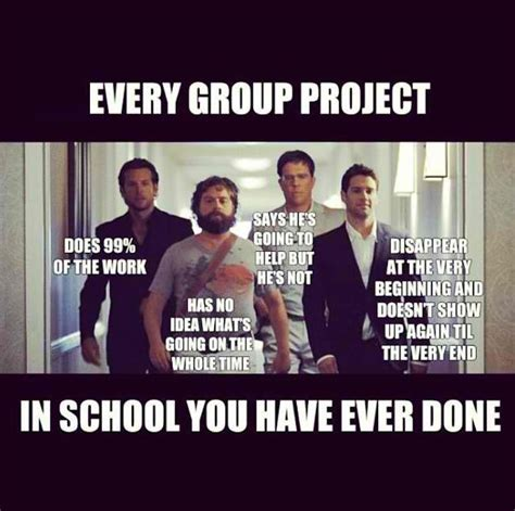 Vegas Hangover Meme - funny quotes about group projects quotesgram