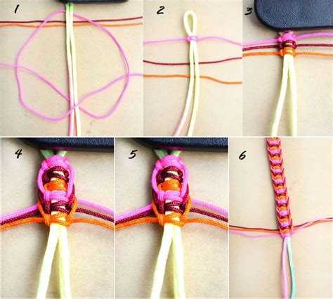 Cool Hemp Knots - how to make hemp bracelet patterns different ways to make