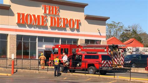 say in saanich home depot was intentionally