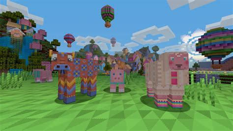 pattern texture pack minecraft pe minecraft gets brighter with new texture pack gamespot