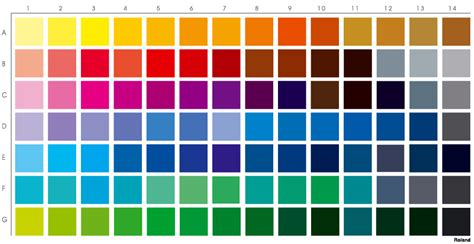 pantone color schemes jerome soliz a pantone color chart
