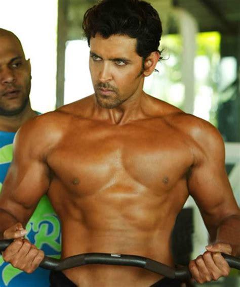 best bodies hrithik roshan hrithik roshan krrish 3 look pics
