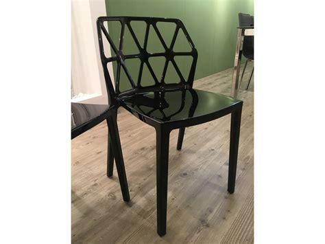 sedie da cucina prezzi sedia da cucina shadow di scavolini a prezzo outlet