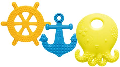 teething toys baby teething suri the octopus and friends shopgirl