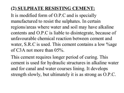 ofc2s cement
