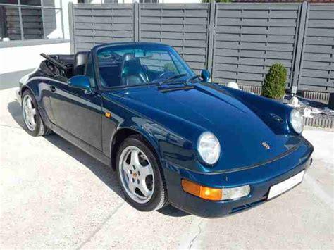 Porsche 911 964 Kaufen by Porsche 911 964 Cabrio Classic Data Porsche Cars Tolle