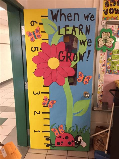 classroom door decoration ideas image result for growing classroom theme classroom