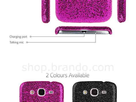 Hardcase Samsung Mega 5 8 samsung galaxy mega 5 8 duos glitter plactic
