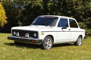 Fiat 128 Sedan 1977 Fiat 128 Coupe Rally For Sale Photos Technical