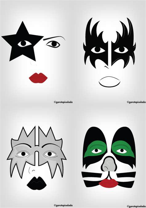 tutorial maquiagem do kiss designers an 244 nimos s a designers an 244 nimos s a