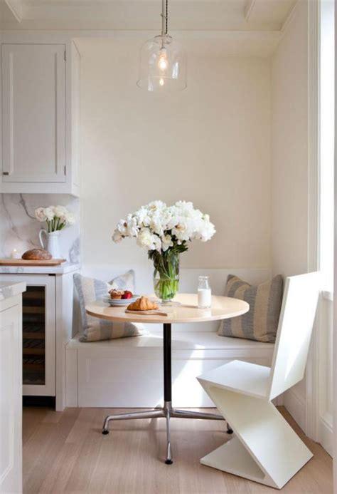 banc de cuisine design pourquoi choisir une table avec banquette pour la cuisine