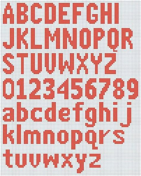 pattern writing alphabets free knitted alphabet and numbers chart courtesy of