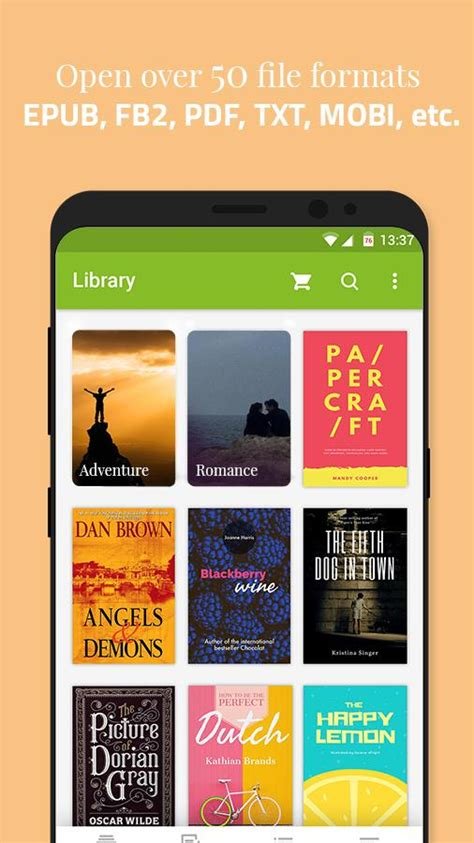 mobi book pdf reader for 13 best ebook reader apps for android