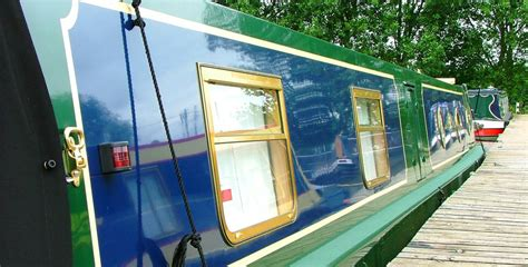 boat paint application painting tips for canal boats from rylard paints