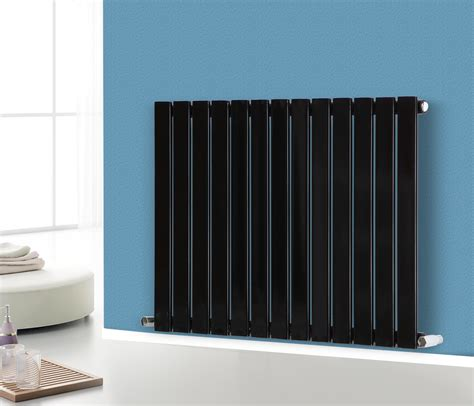 Modern Bathroom Radiators Flat Panel Column Designer Modern Bathroom Radiators Central Heating Black New Ebay