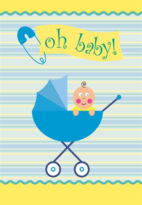 printable greeting cards baby free printable oh baby greeting card baby showering