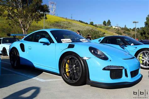 blue porsche spyder riviera blue porsche 918 spyder and 991 gt3 rs dpccars