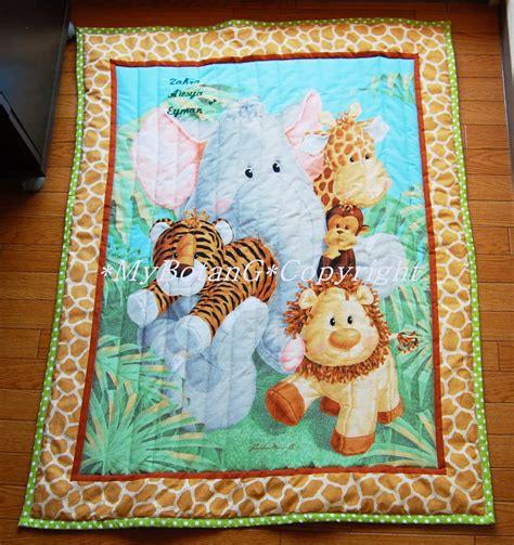 Baby Quilts by Mybotang New Look For Baby Quilt