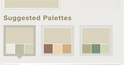 valspar roasted garlic neutral living room paint color with suggested palettes for the home