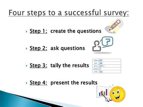 Do A Survey - how to do a survey