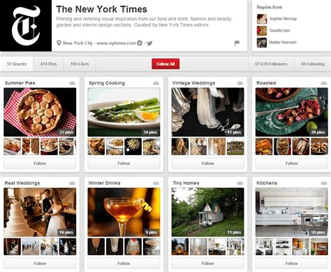 nyt food section 9 great and 1 horrible pinterest pages via cygnismedia