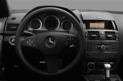 2010 C Class Interior by 2010 Mercedes C Class Price Photos Reviews Features