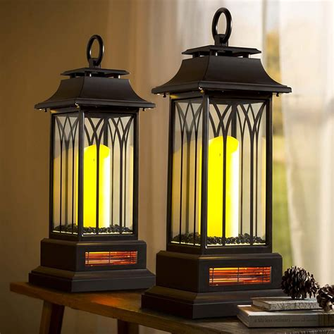 lantern lights indoor indoor infrared lantern heater the green
