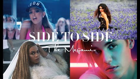 justin bieber feat ariana grande mp3 side to side the megamix ariana grande justin bieber