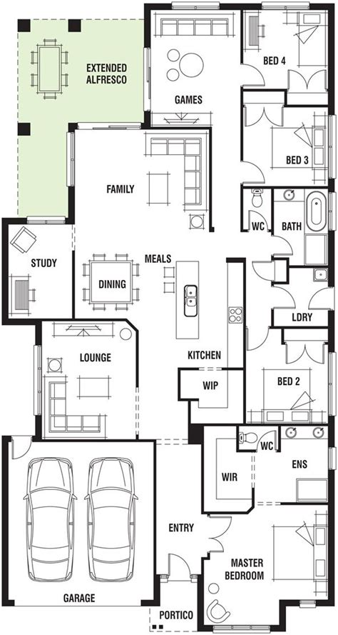 porter davis homes floor plans 17 best images about future floor plan options on