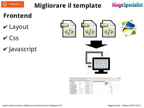 javascript layout performance system administration migliorare le performance di magento ce
