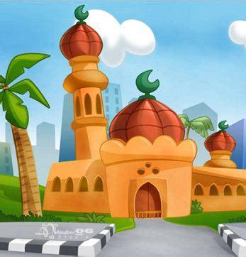 Buku Belajar Sholat Sambil Mewarnai masjid dan anak kita muhsinbudiono