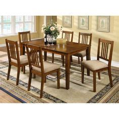 mission hills dining room set american furniture warehouse virtual store 17421 4