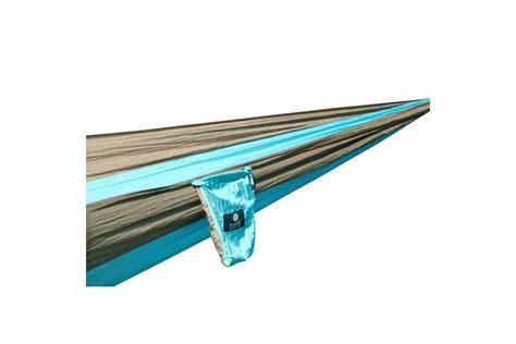 Hamac Cing by Tttm Hamac King Size Turquoise Marron Bewak
