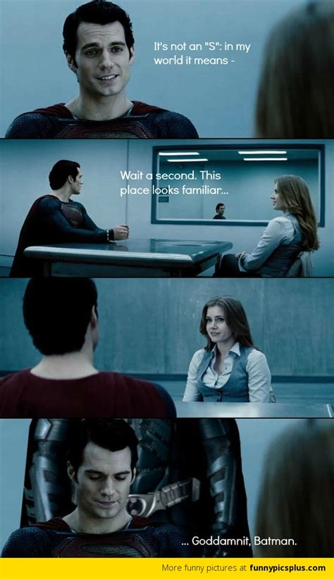 Funny Superman Memes - superman and batman funny pictures