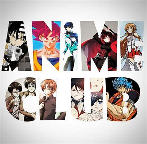 anime and club anime club poster by mrjodrick on deviantart