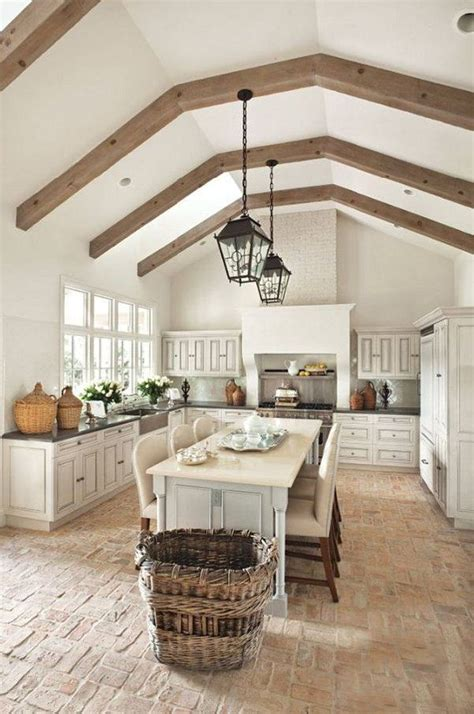 country floor french country kitchens second floor ideas pinterest