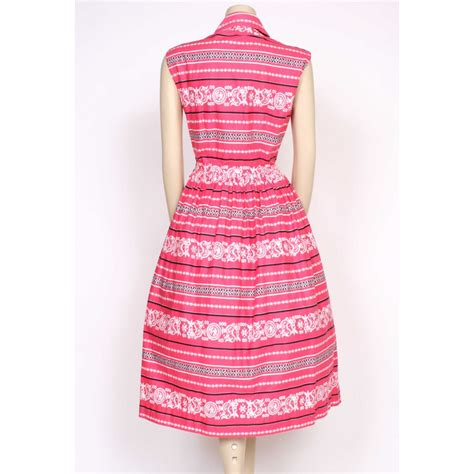 Dress Jumbo 1950 s jumbo pockets dress