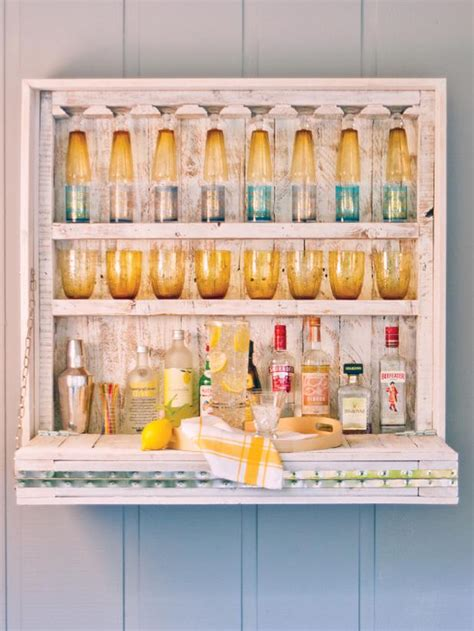 building the perfect home bar the glassware bar tools build a hanging outdoor bar outdoor spaces patio ideas
