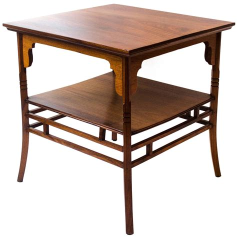 Godwins Furniture by Anglo Japanese Rosewood Side Table By E W Godwin For Sale