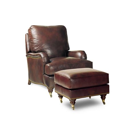 tilt back chair with ottoman hancock and moore 2047 2046 bradley tilt back chair