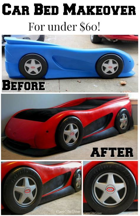 car bed for car bed makeover for 60