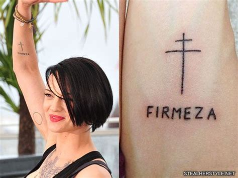 asia argento tattoos asia argento s 21 tattoos meanings style