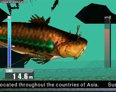 Kaos Mancing Large Bass fisherman s bait big ol bass 2 usa psx sony playstation iso romulation