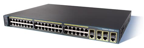 Switch Catalyst cisco 3750 dimensions gallery